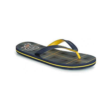 Polo Ralph Lauren WHTLBURY III men's Flip flops / Sandals (Shoes) in Multicolour