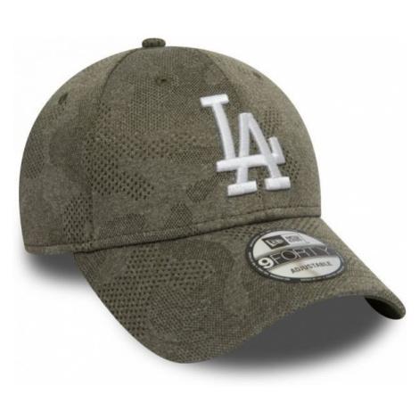 New Era 9FORTY MLB ENGINEERED PLUS LOS ANGELES DODGERS grey - Men's club baseball cap