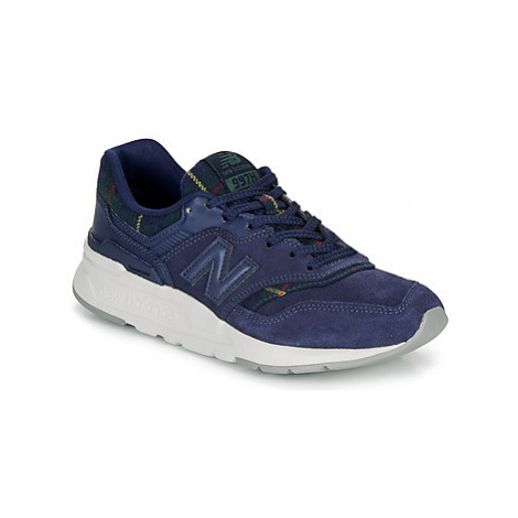 New Balance 997 women's Shoes (Trainers) in Blue