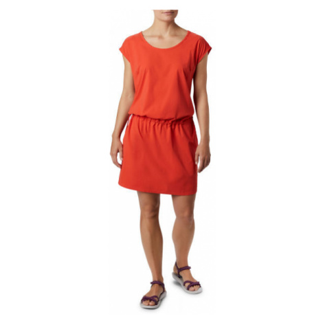Columbia PEAK TO POINT II DRESS red - Women's sports dress
