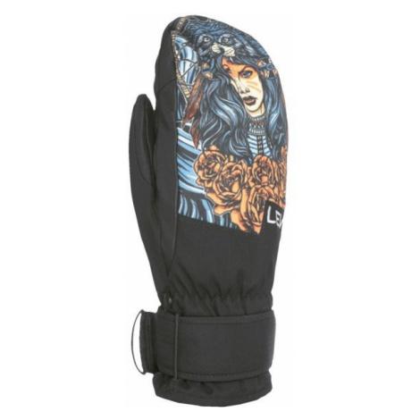 Level SPACE MITT green - Men's snowboard gloves
