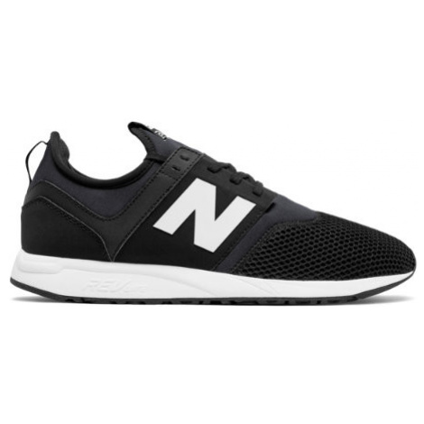 New Balance 247 Classic Shoes - Black/Dark Grey