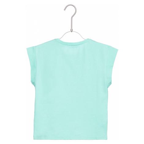 Guess Kids T-shirt Blue Green