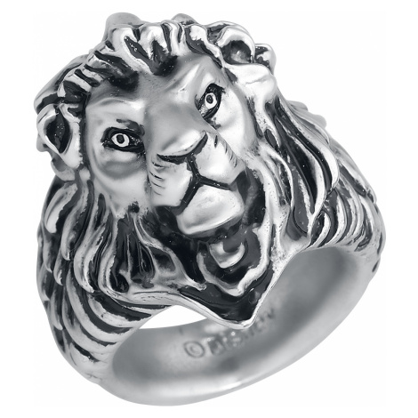 The Lion King - Disney by Couture Kingdom - Adult Simba - Ring - silver-coloured