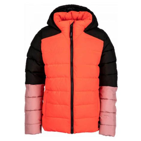 O'Neill LG CB TRANSIT TOURING red - Girls' winter ski/snowboarding jacket