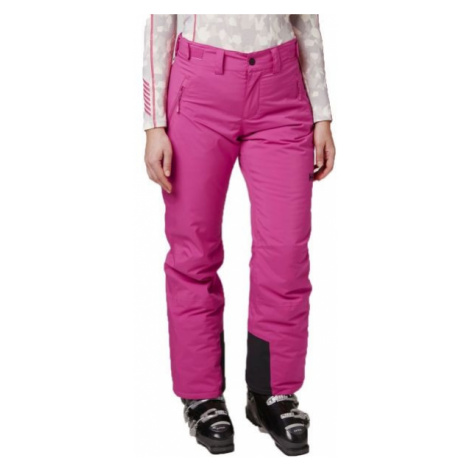 Helly Hansen SNOWSTAR PANT W pink - Women's ski pants
