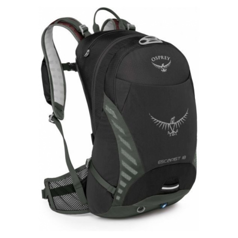 Osprey ESCAPIST 18 black - Cycling backpack