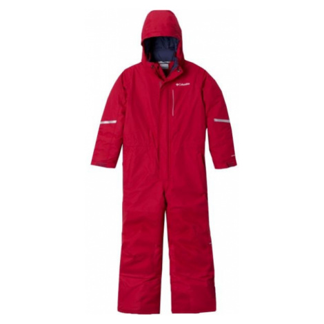 Columbia BUGA II SUIT red - Kids' winter suit