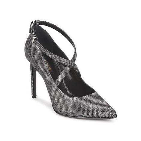 Roberto Cavalli WDS234 women's Court Shoes in Grey