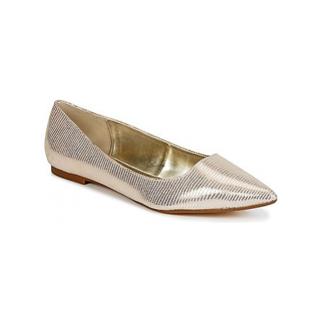 Dune London AMARIE women's Shoes (Pumps / Ballerinas) in Gold