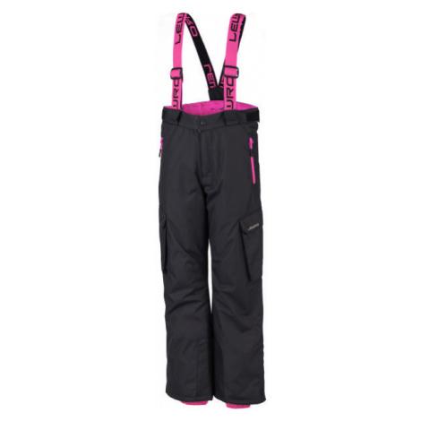 Lewro HRISCO pink - Kids' snowboard pants