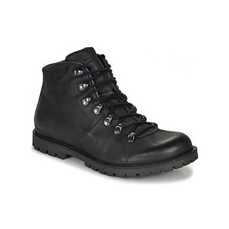 Birkenstock HANCOCK men's Mid Boots in Black