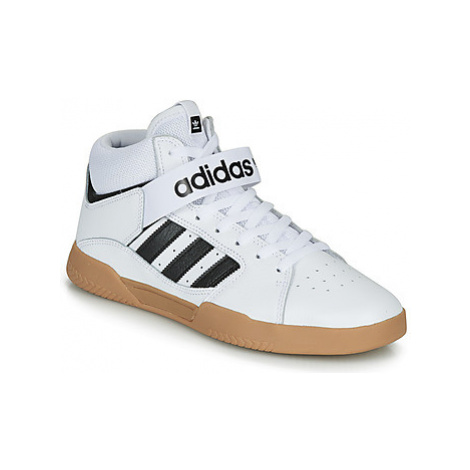 Adidas VRX MID men's Shoes (Trainers) in White