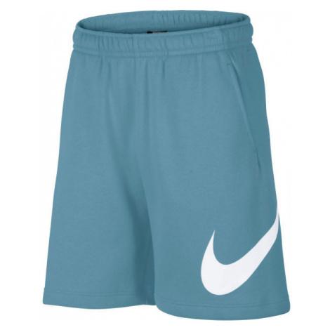 Nike SPORTSWEAR CLUB blue - Men's shorts