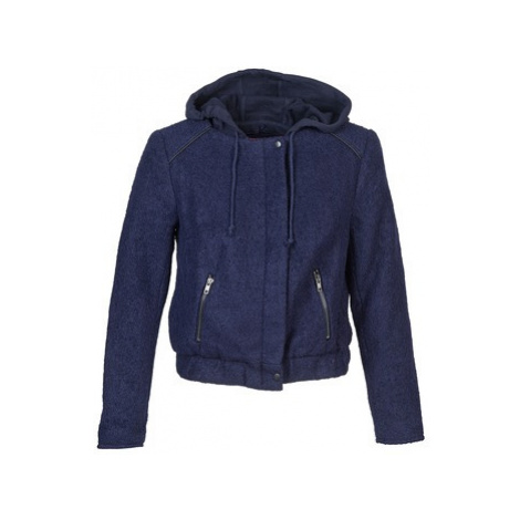 Naf Naf ECAPADY women's Jacket in Blue