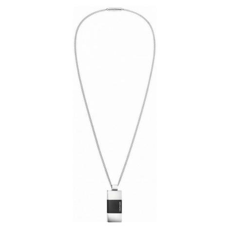 Calvin Klein Necklace Silver