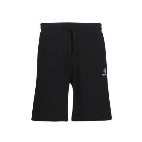 Converse CONVERSE STAR CHEVRON EMB SHORT men's Shorts in Black
