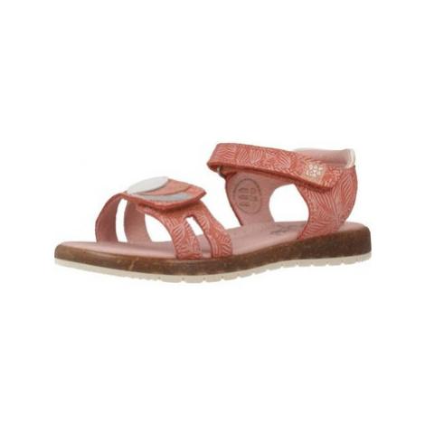 Garvalin 192633 girls's Children's Sandals in Red Garvalín