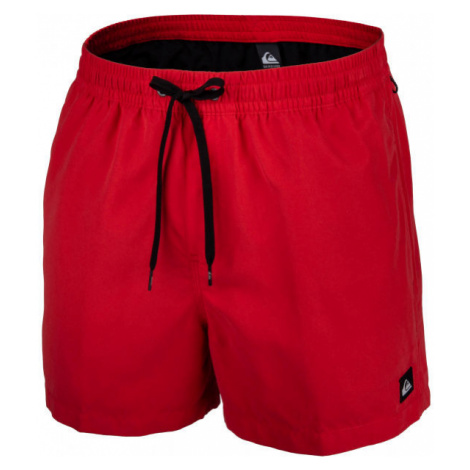 Quiksilver EVERYDAY VOLLEY 15 red - Men's swim shorts