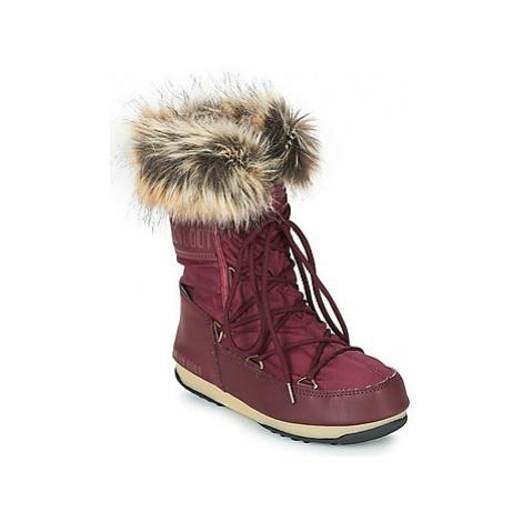Women's winter shoes Moon Boot