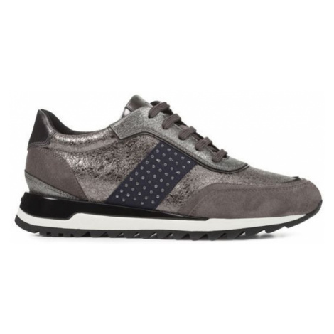 Geox D TABELYA grey - Women's leisure footwear
