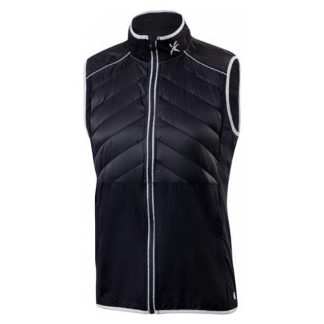 Klimatex LEVIN black - Men's winter running vest