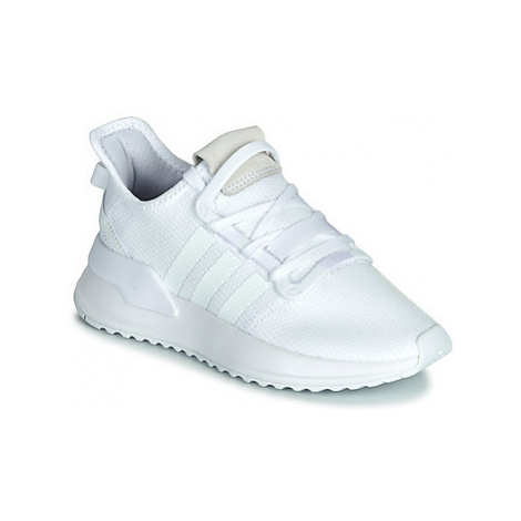 Adidas U_PATH RUN J girls's Children's Shoes (Trainers) in White