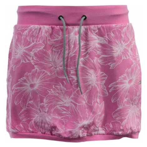 ALPINE PRO KSIA pink - Women's skirt