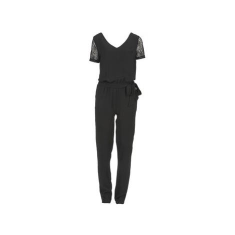 Betty London IESQUINETTE women's Jumpsuit in Black