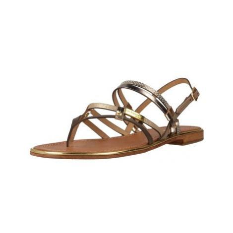 Les Tropéziennes par M Belarbi C19079CUMIN women's Sandals in Brown