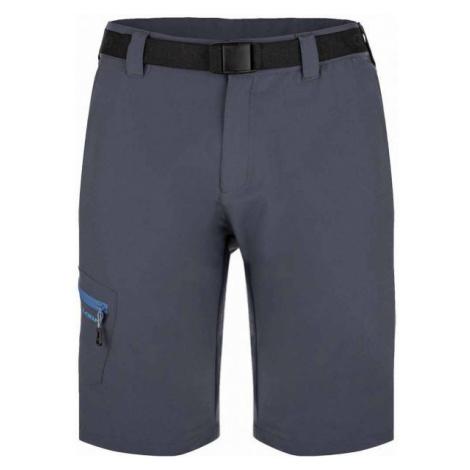 Loap URRO gray - Men's softshell shorts