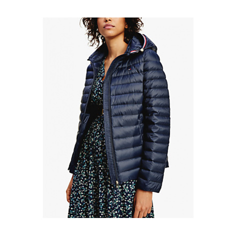 Tommy Hilfiger Essential Packable Down Jacket, Desert Sky