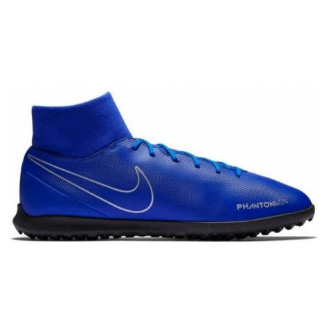 Nike PHANTOM VISION CLUB DYNAMIC FIT TF grey - Men's turf football boots