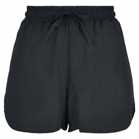 Urban Classics - Ladies Viscose Resort Short - Girls shorts - black