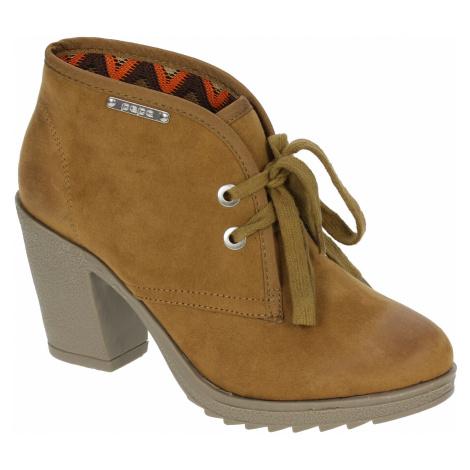 shoes Pepa 303/Tronchetto - Micro/Camel