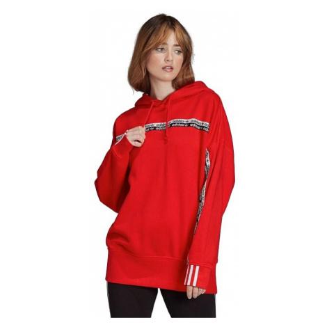 sweatshirt adidas Originals Hoodie - Active Red - women´s