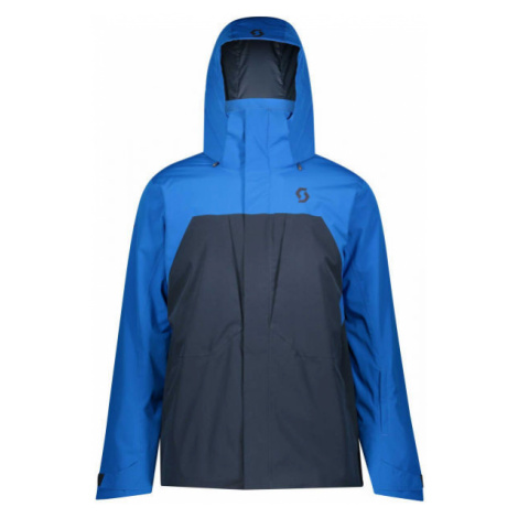 Scott ULTIMATE DRYO 10 dark blue - Men's ski jacket