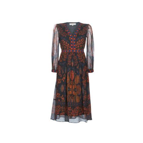 Derhy BAMBINO women's Long Dress in Black
