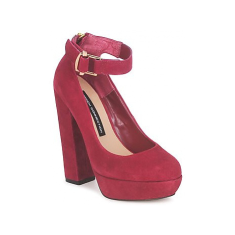 French Connection JUINES women's Court Shoes in Red