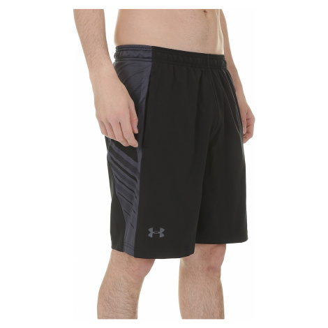 shorts Under Armour SuperVent Woven - 001/Black/Graphite