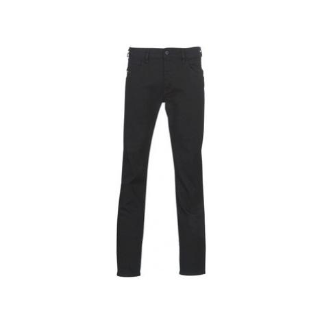 Diesel D BAZER men's Skinny Jeans in Black