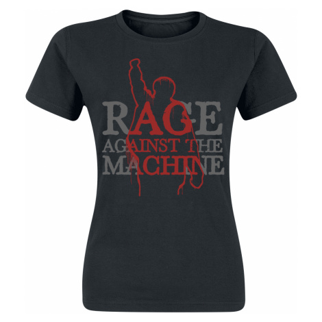 Rage Against The Machine - Bola Figure - Girls shirt - black