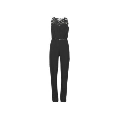 Morgan PABLO women's Jumpsuit in Black