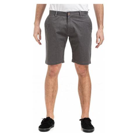 shorts Meatfly Anthrax - C/Heather Gray - men´s