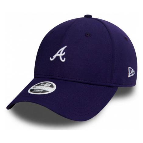 New Era 9FORTY WMN SPORT ATLANTA BRAVES blue - Women's club baseball cap