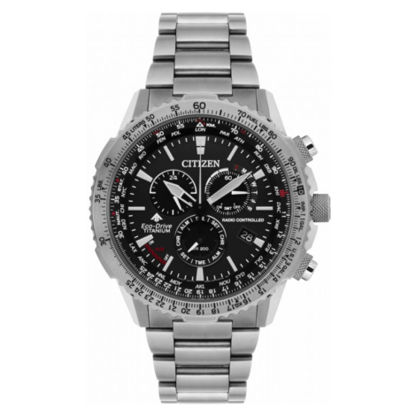 Citizen Gents Eco-Drive Radio Controlled A.T Watch CB5010-81E