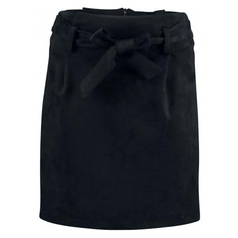 Hailys Lora Medium-length skirt black Haily´s