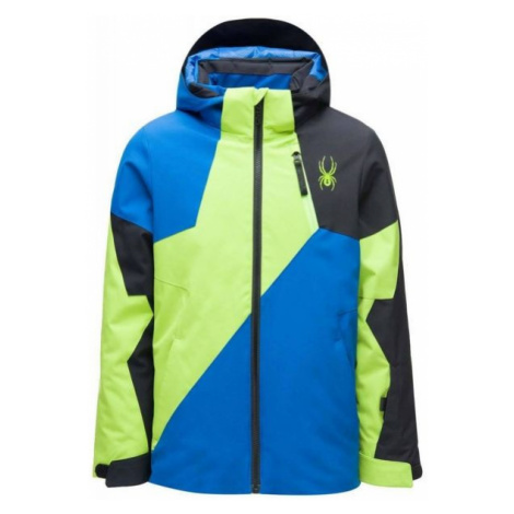 Spyder BOYS AMBUSH blue - Boys' jacket