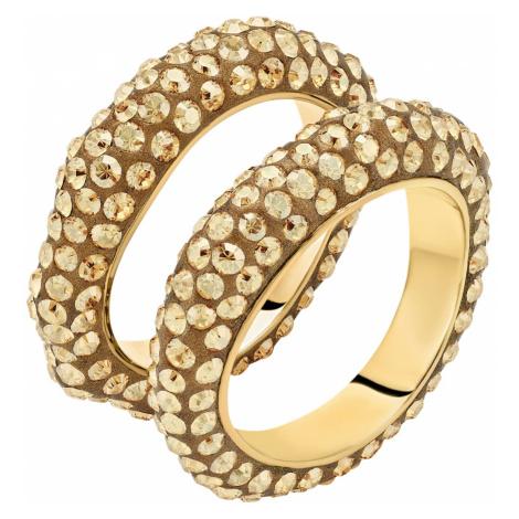 Brown women's rings