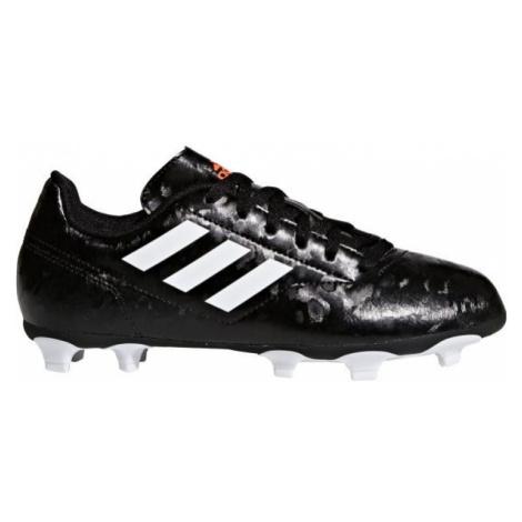 adidas CONQUISTO II FG J black - Kids' football boots
